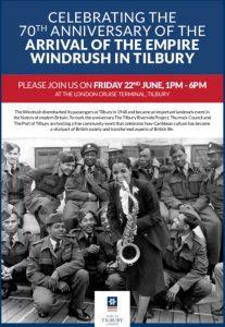 Windrush Tilbury
