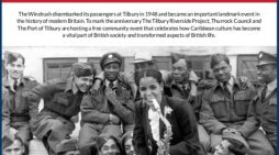 Come and join the Windrush 70th anniversary celebrations