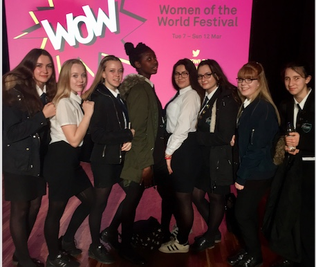 Hathaway Academy students impressed by message at Wow Festival