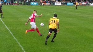 East Thurrock v Ebbsfleet United