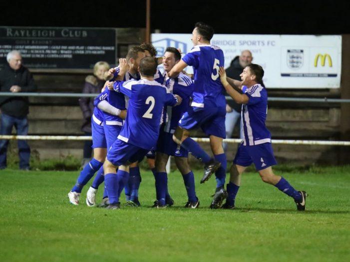 Essex Senior League – Saturday 11th November Round-Up