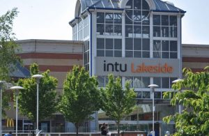 intu Lakeside Police Operation