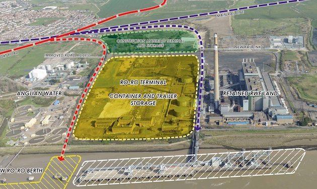 Port of Tilbury seek views on expansion