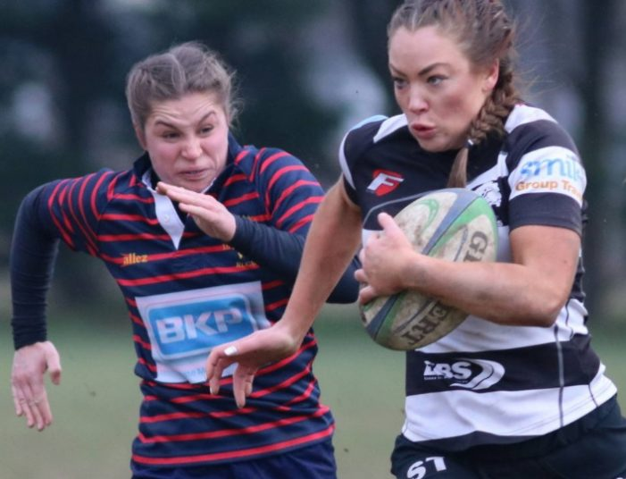 Rugby: Thurrock T-Birds back on top