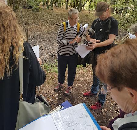 Land of the Fanns volunteers produce important document recording community heritage