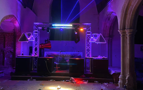 East Horndon: Man fined £10,000 in connection with unlicensed music event