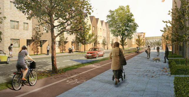 Purfleet regeneration receives £75m government funding boost