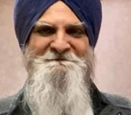 Tributes paid to much-loved Baldev Singh Gill
