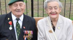Warm tributes as Thurrock war veteran Albert England passes away