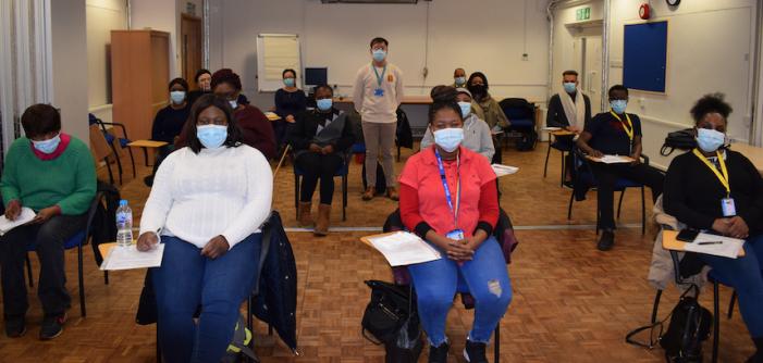 New year, new student nurses at Basildon Hospital