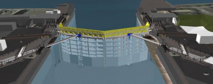 Tilbury Port: Work starts on £34m flood defences
