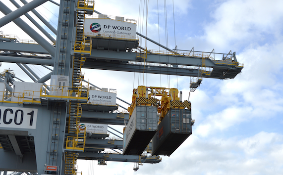 London Gateway is new port of call for two major international shipping services