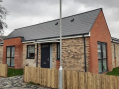 Final 22 council properties handed over at Claudian Way