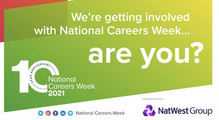 Careers Week 2021 – Kickstart Your Dream Career with free courses