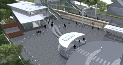 Tenders out for Stanford Train Station build