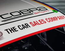 MB Motorsport welcome The Car Sales Company Bury