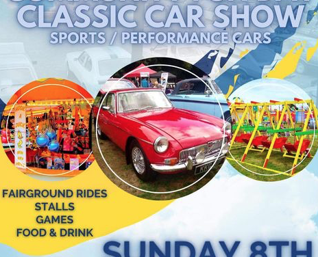 Aveley FC to host Community Fun Day Classic Car Show