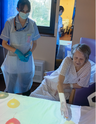 Happiness Programme brings 'joy' to residents with dementia and learning difficulties