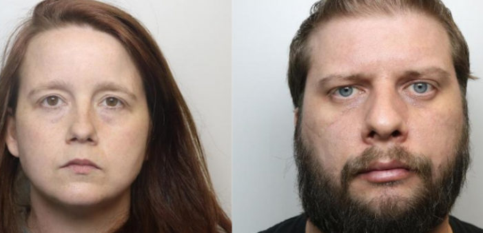 Paedophile couple jailed for abusing girl, 8, on video call