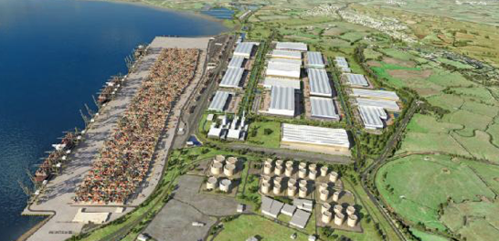£4.5billion Thames Freeport will create 25,000 jobs and 'rival Dubai'