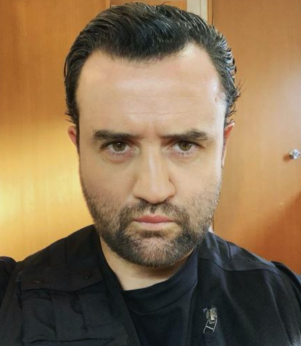 TV star Daniel Mays shares acting tips to USP College students