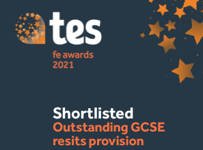 USP College shortlisted at the TES FE Awards 2021