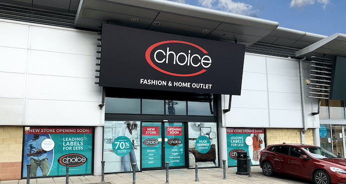 Choice is back open at Lakeside