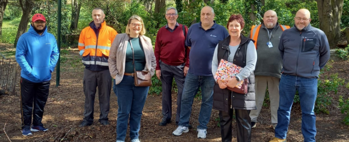 Grays Town Park given new lease of life