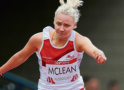 Athletics: Thurrock's Hayley still has her eye on the prize