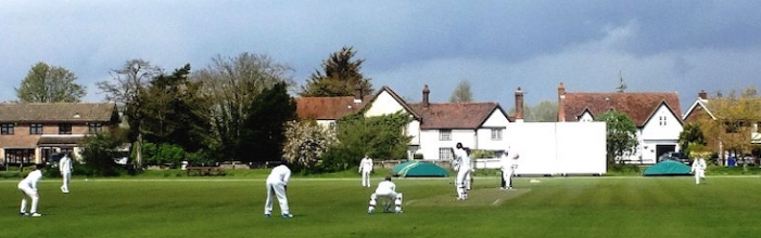 Cricket: Rain covers do their job at Belhus CC and Belhus 2s win by one run