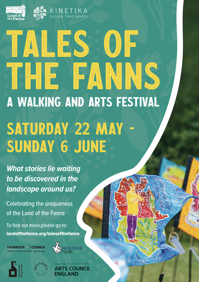 Walking and Arts Festival explores area's hidden gems