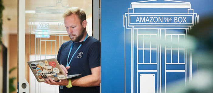 Amazon creates £2.5 million Apprenticeship Fund to help small businesses across England upskill their workforces