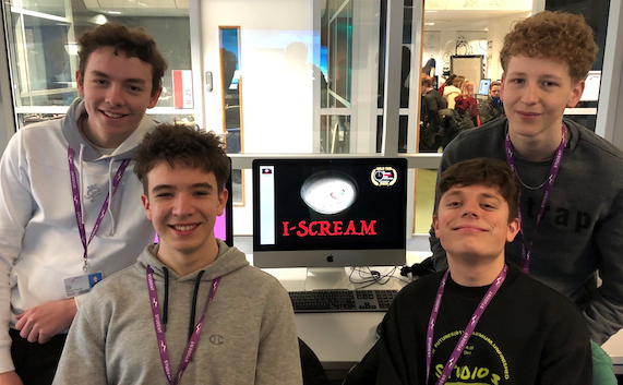 South Essex College: Film students bring home gold in horror challenge