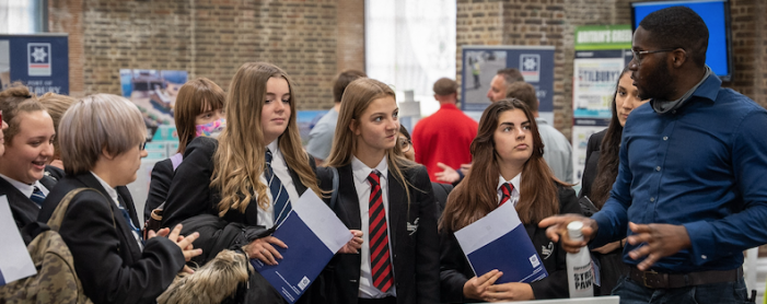 The Port of Tilbury welcomes hundreds of people to recruitment day