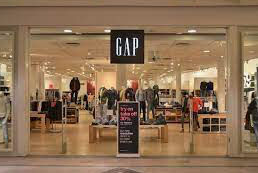 Gap to close stores in Thurrock, Romford, and Stratford