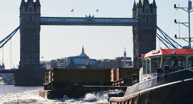 Cory switches iconic Thames tugs to biofuel as part of net zero drive