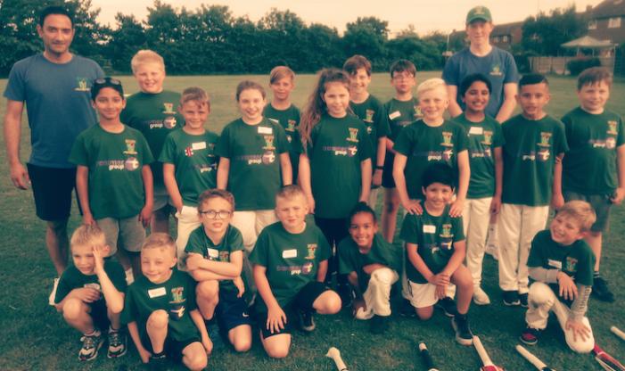Cricket: Belhus CC under-9 team making great progress