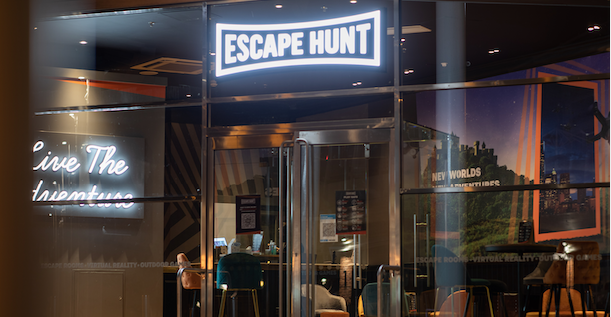 Escape Hunt is set to come to Lakeside