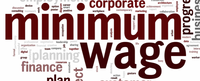 National Minimum Wage rate reminder for summer staff