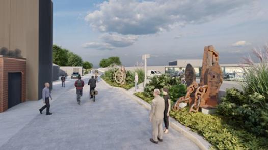 Tilbury awarded £22.8million to transform the town