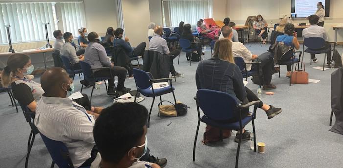 Basildon Hospital welcomes new trainee doctors