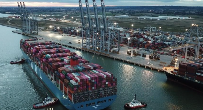 DP World reports record first half volumes in UK driven by investment and growth