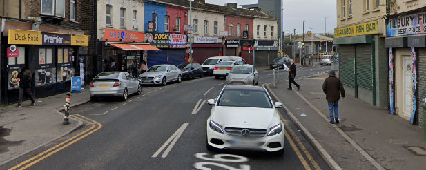 Police appeal for witnesses after double stabbing in Tilbury