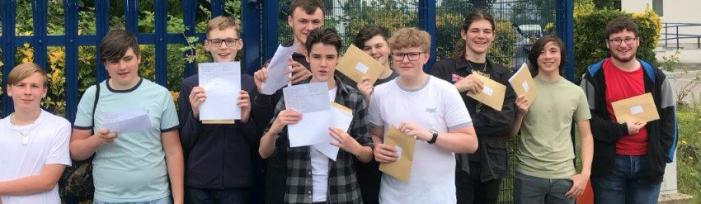 William Edwards students celebrate fantastic GCSE results