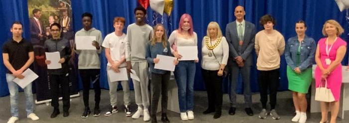 Ormiston Park Academy celebrates GCSEs