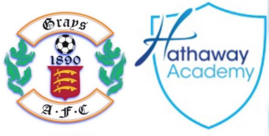 Grays Athletic forge partnership with Hathaway Academy