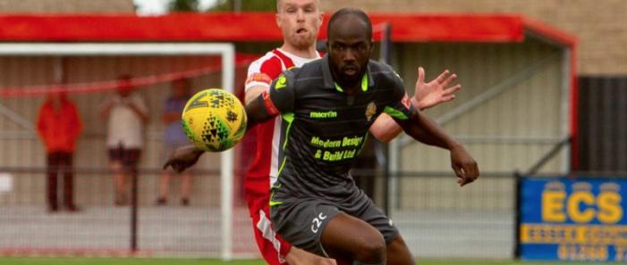 Football: East Thurrock earn first win of the season
