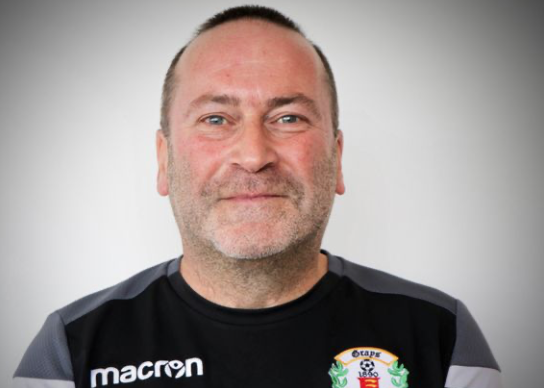 Football: Jim Cooper to step down as Grays Athletic Manager with immediate effect