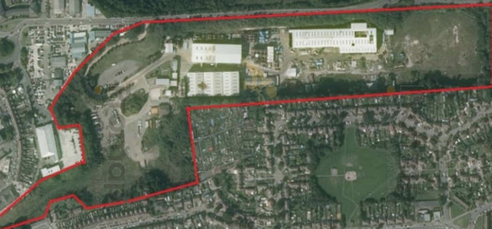 Optimistic view of Grays' future from Industrial Chemicals that plans to sell industrial site in town for more than £50 million as a place for up to 1,000 new homes