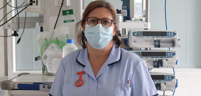 Retrained nurse one of the first to use fast-track return to nursing scheme